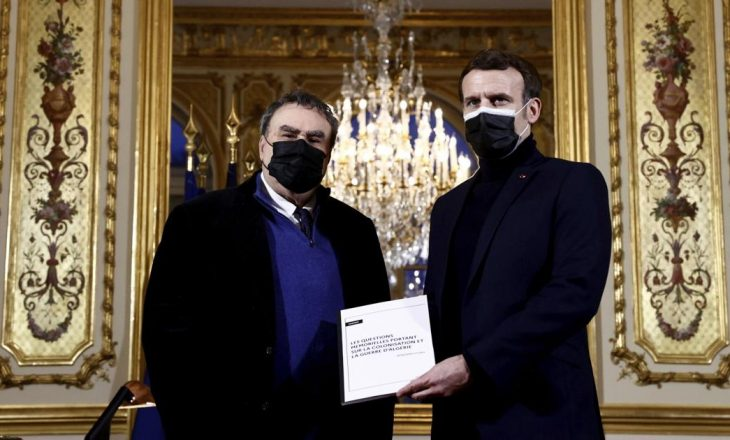 Macron pranon që Franca vrau figurën kryesore të pavarësisë algjeriane
