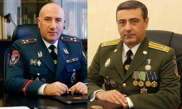 Deklarohet i shkarkuar shefi i ushtrisë nga kryeministri armen Pashinyan
