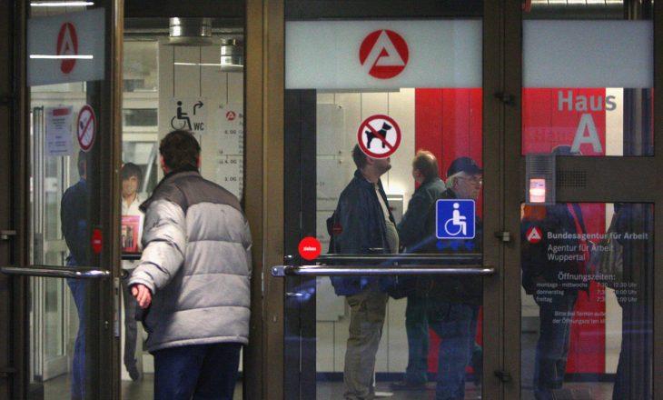 Papunësia shënon rritje në Gjermani