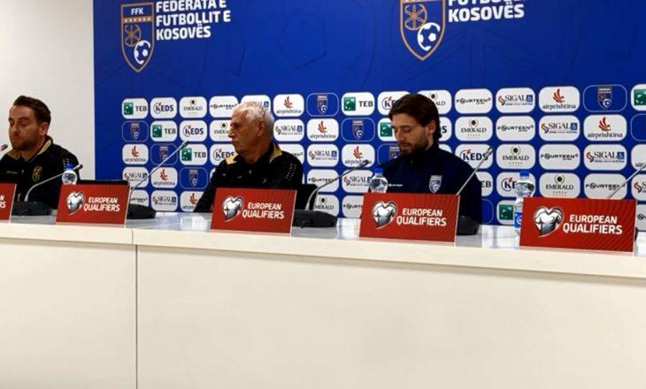 Challandes: Kemi probleme me mungesat e lojtarëve, duhet të luajmë si ekip ngase kemi përballë njërën prej 20 skuadrave më të mira në botë