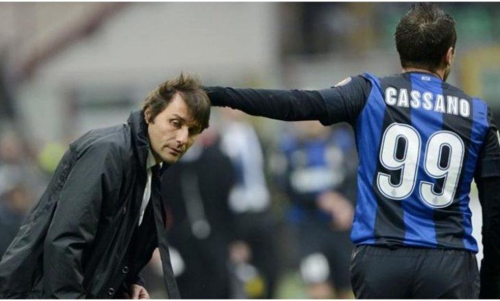 Antonio Cassano për Antonio Conte-n: A e ka kuptuar që nuk është Guardiola
