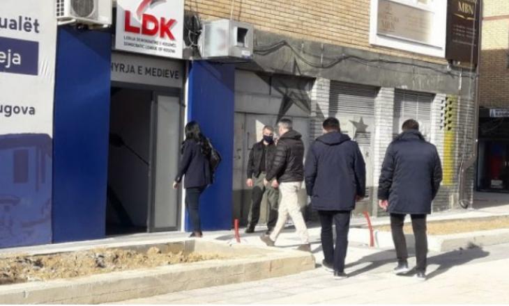 Ka filluar mbledhja e kryesisë së LDK-së
