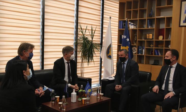 Shefi i Misionit të EULEX-it thotë se do të vazhdojë mbështetja ndaj Prokurorisë Speciale