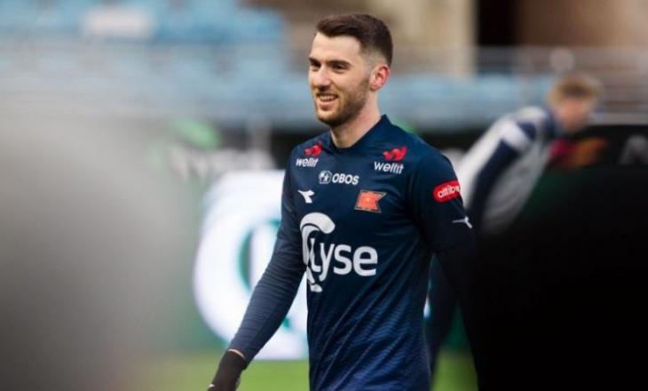 """Zymer Bytyqi: Jam shumë i lumtur kur dëgjoj tifozët e Konyaspor të më drejtohen me """"Zotëri Asist"""""""