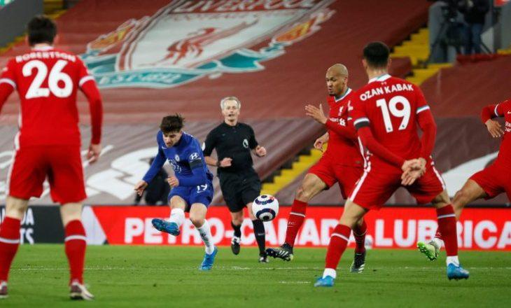 Liverpool vazhdon me krizën në kampionat, mposhtet nga Chelsea