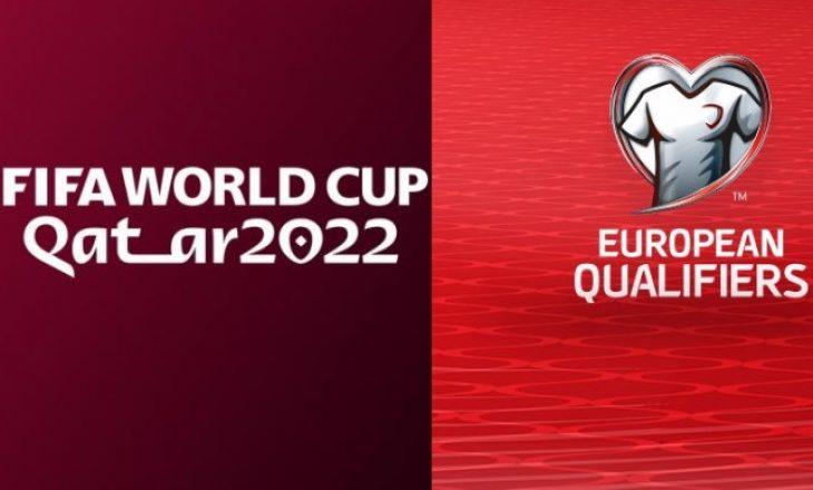 Shikojeni formacionet e Italisë, Gjermanisë, Anglisë dhe Francës për eliminatoret