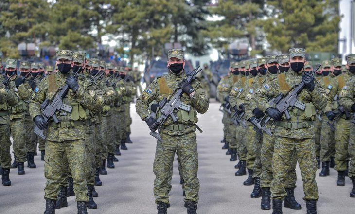 Nga Beogradi reagojnë për bazën ushtarake të FSK-së në Mitrovicë