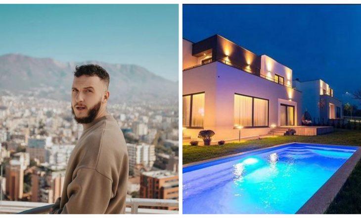 Mozzik blen shtëpi në lagjen luksoze