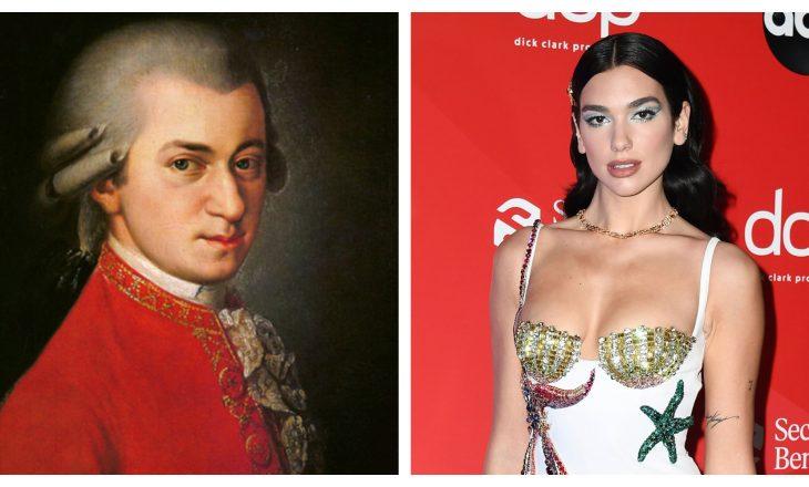 Universiteti i Oksfordit propozon të studiohet Dua Lipa në vend të Mozartit