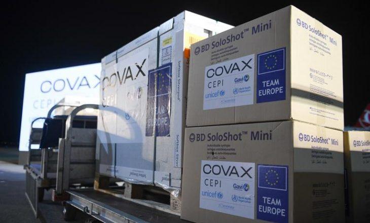 UNICEF: 76,800 doza të vaksinës kundër COVID-19 do të arrijnë në Kosovë deri në maj
