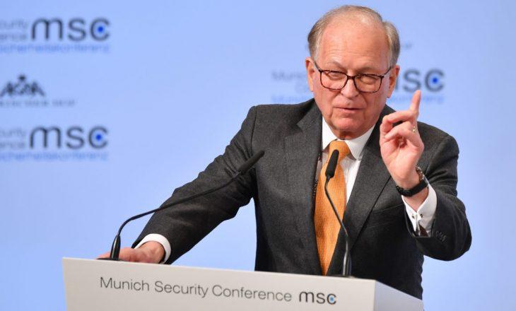 Diplomati gjerman i reagon Grenellit: Të ka skaduar mandati, lija Kosovën njerëzve të saj