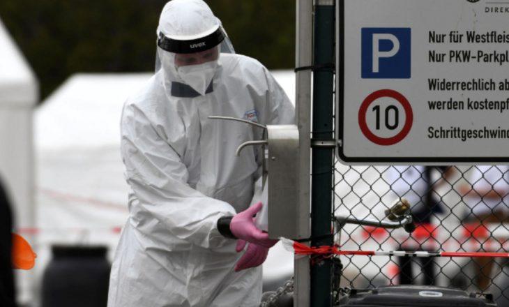 Mbi pesë mijë raste të reja me Coronavirus në Gjermani
