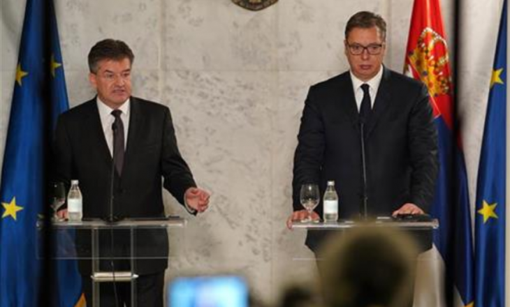 Lajçak sot në Serbi, takimin e parë e zhvillon me Vuçiqin