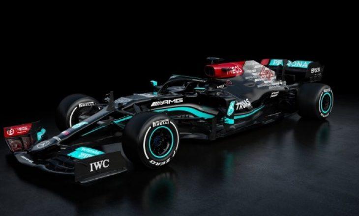 Mercedes prezanton makinën e re të garave për vitin 2021