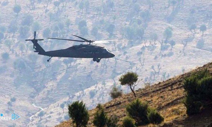 Nga rrëzimi i helikopterit në Turqi, nëntë ushtarë humbën jetën