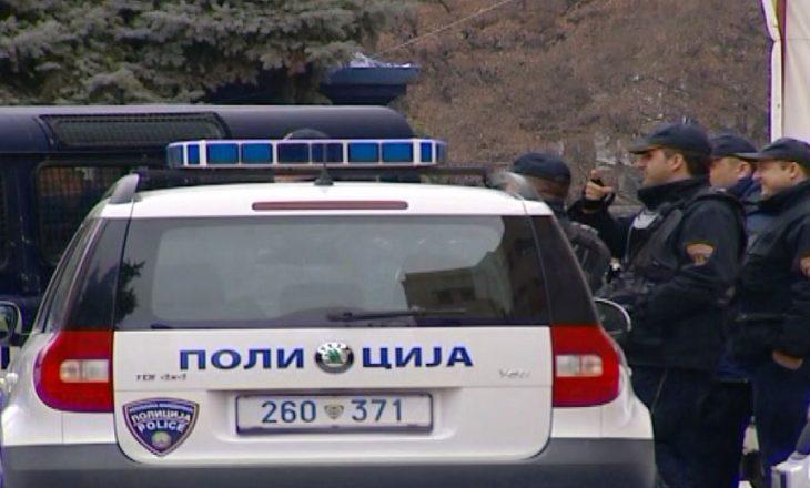 Detaje nga aksioni policor anti-drogë në Shkup