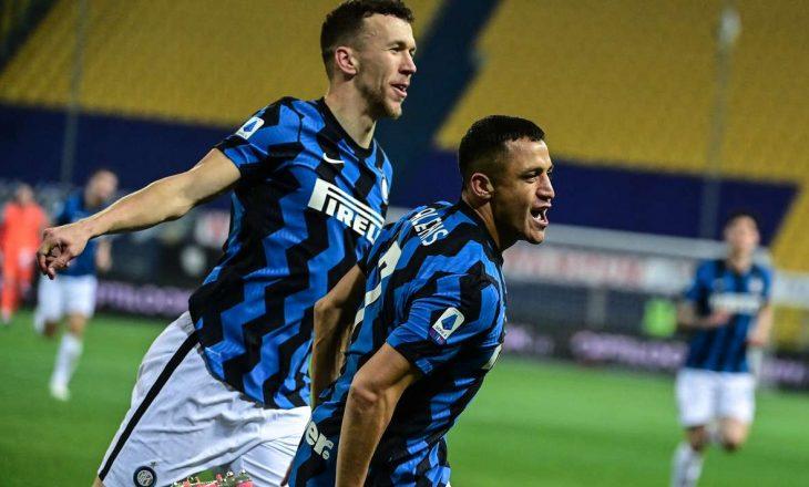 Inter mposht Parmën, fillon shkëputjen në kampionat