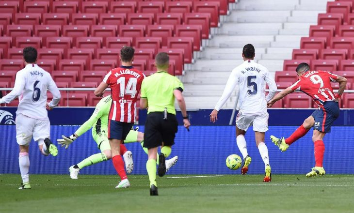 Mbyllet pa fitues derbi mes Atleticos dhe Real Madrid-it