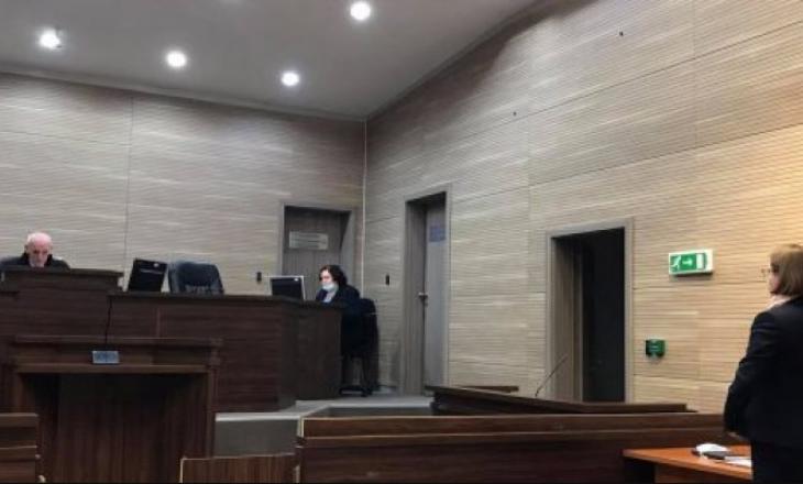 Pranon fajësinë për dy vepra penale, Shqipe Pantina dënohet me burgim me kusht dhe me gjobë