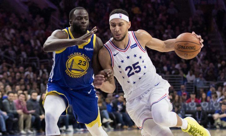 Philadelphia mposht Golden State – rezultatet në NBA