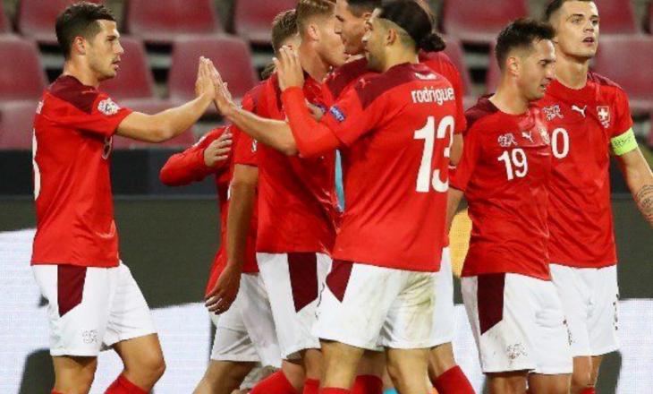 Kombëtarja zvicerane publikon listën për EURO2020, lojtari kosovar mbetet jashtë