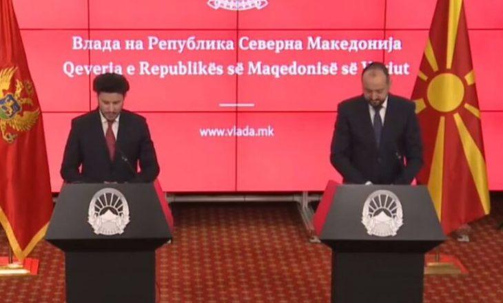 Abazoviq vizitë zyrtare në Maqedoninë e Veriut
