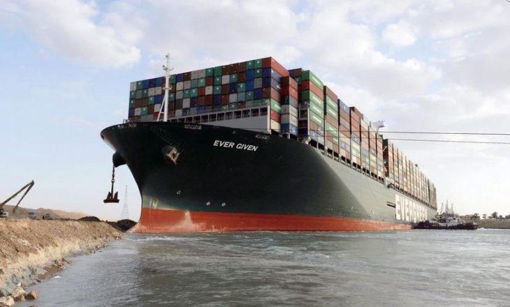 Kjo mund të jetë arsyeja pse anija u bllokua në kanalin e Suezit