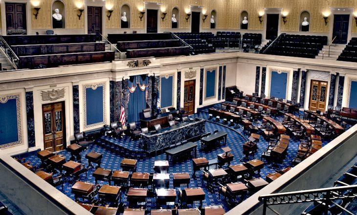 Senati amerikan miraton pakon ndihmëse për COVID-19 prej 1.9 trilionë dollarë