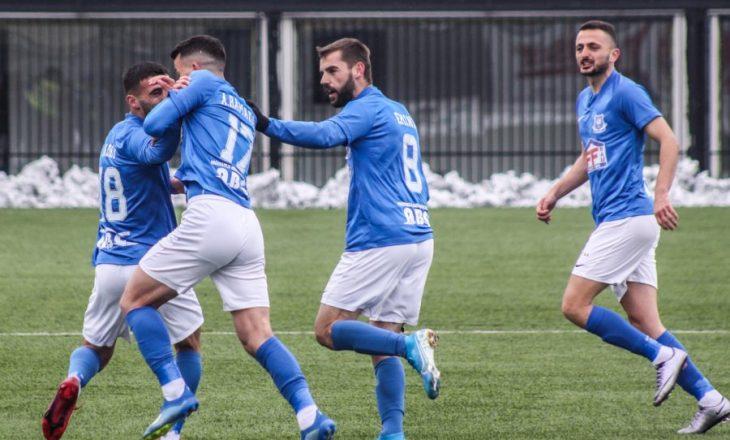 Sfida mes Llapit dhe Drenicës mbyllet me gjashtë gola, por pa fitues