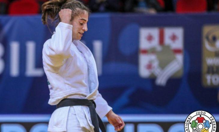 Nora Gjakova triumfon në Tbilisi, fiton medaljen e artë