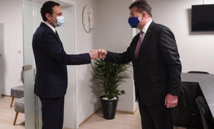 Lajçaku letër Kurtit: Dialogu me Beogradin duhet të vazhdojë pa vonesa