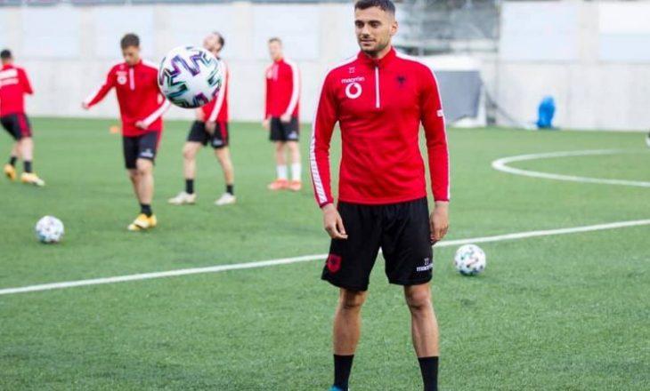 Mesfushori i Kombëtares shqiptare lë grumbullimin, kthehet te Napoli