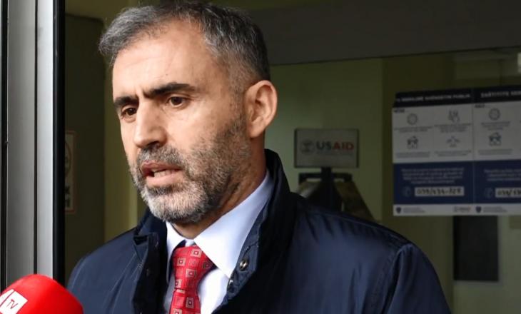 Besnik Berisha flet pas përjashtimit nga rasti i Shaban Gogaj