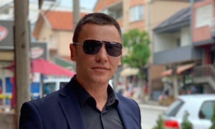"""Blerim Isufi – kryetari i ri i Klubit të Gjimnastikës """"Halil Alidema"""""""