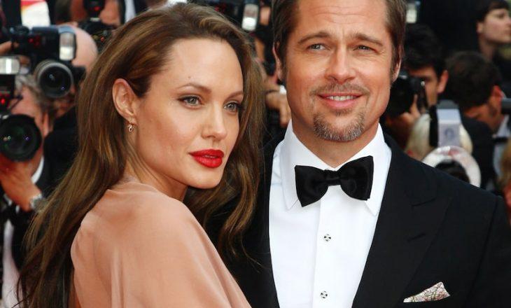 Angelina Jolie shet për miliona dollarë një nga dhuratat e Brad Pitt