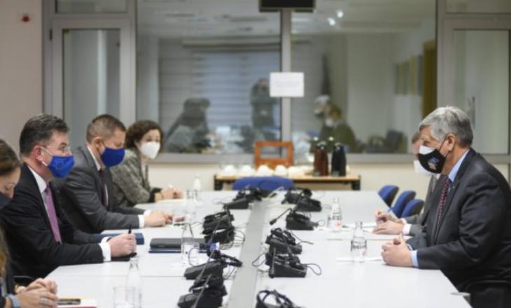 Kosnet takon Laçakun: I ofron mbështetje për dialogun Kosovë – Serbi