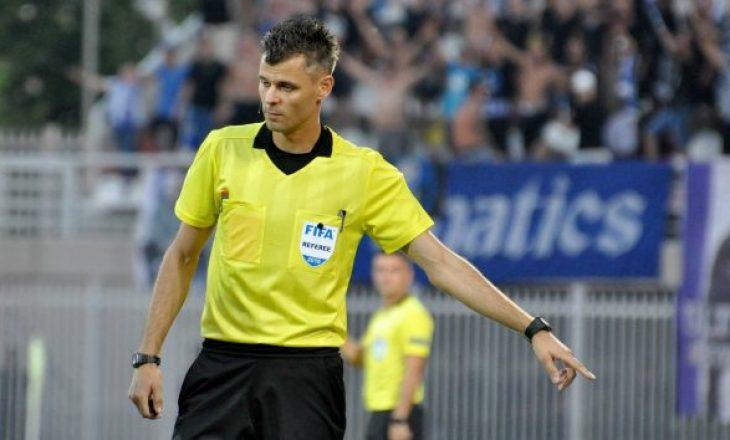 Gjyqtarët e ndeshjes miqësore Kosovë vs Lituani janë nga Kategoria Superiore