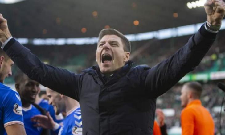 Rangers shpallet kampion i Skocisë para mbylljes së kampionatit
