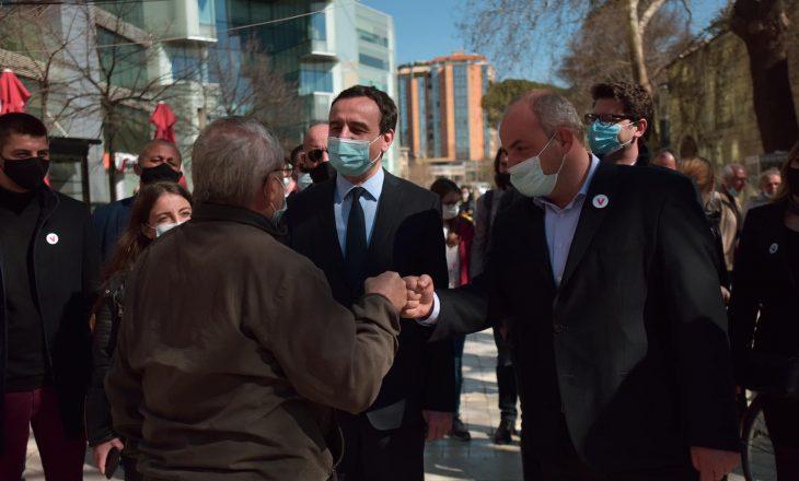 Kurti: E vërteta për Tiranën dhe ndryshimin do të thuhet nga Boiken Abazi
