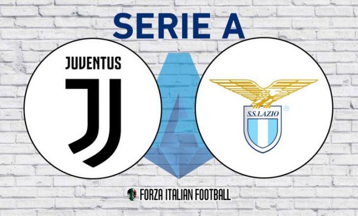 Dueli i ditës: Juventues & Lazio