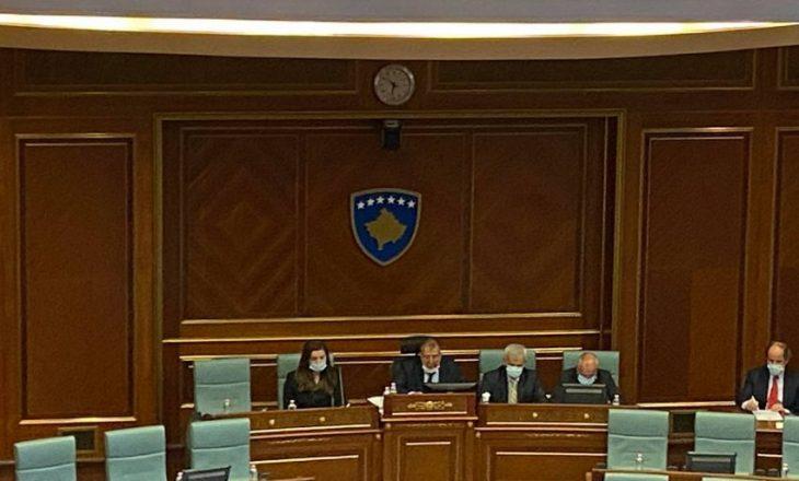 Formohet Komisioni i Përkohshëm për verifikimin e mandatëve të deputetëve