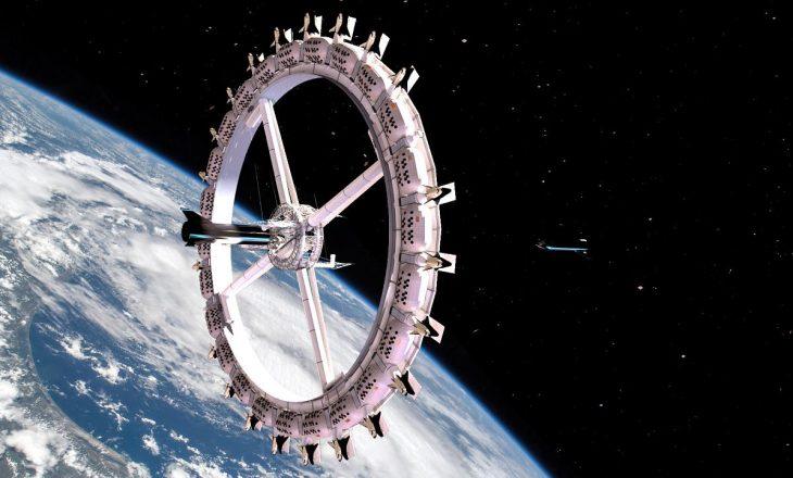 Do të nis ndërtimi i një hoteli në hapësirë – si do të duket?
