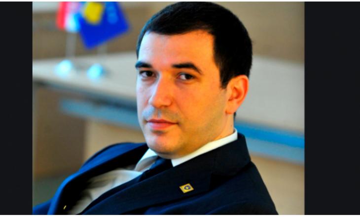 Delfin Pllana caktohet nga MPJD me punë në Ambasadën e Kosovës në Bullgari