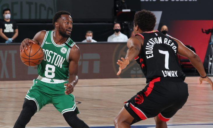 Boston mposht Toronton – rezultatet në NBA
