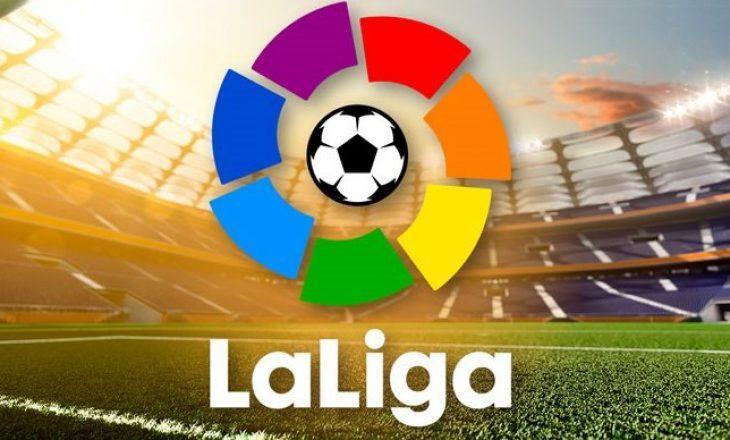 Ndeshjet e së shtunës në La Liga