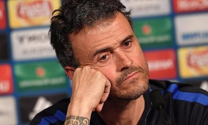 U befasuan nga Greqia, reagon trajneri Spanjës