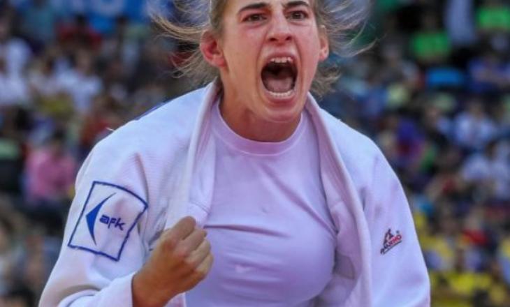 Nora Gjakova eleminon serben Perisic, kualifikohet në gjysmëfinale