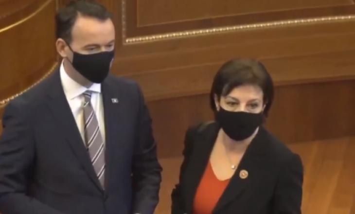 Donika Gërvalla dhe Faton Peci marrin poste në Qeverinë Kurti