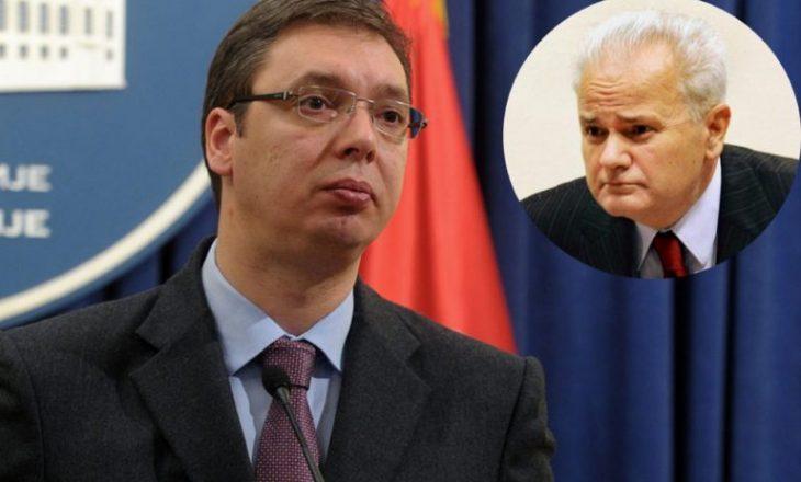 """""""Vuçiq është Millosheviqi buzëqeshur"""""""