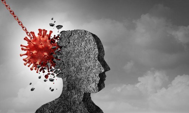 Ekspertët e shëndetit mendor paralajmërojnë 'pandeminë e dytë' që buron nga COVID-19